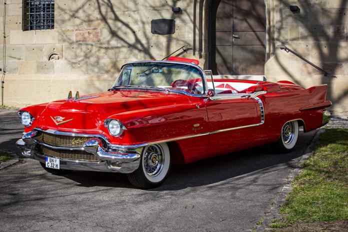 1956er Cadillac Eldorado Biarritz