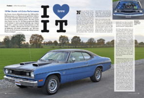 Plymouth Duster 07/2021