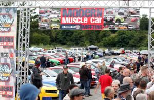 Modern Muscle Car Meeting