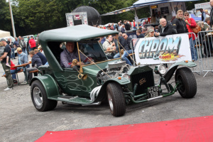 Chrom & Flammen Show 2021
