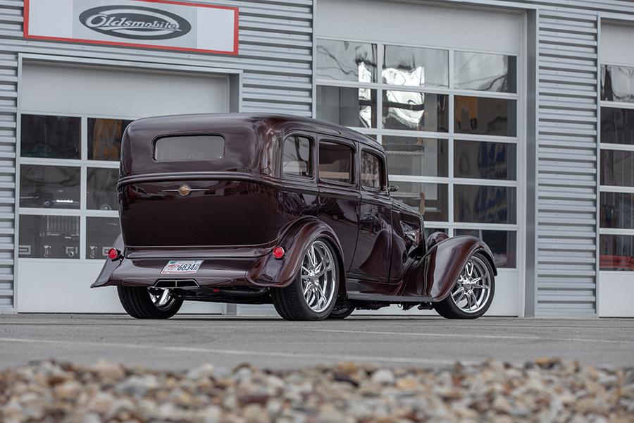 1933er Dodge Sedan